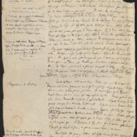 [folio 151 : foliotation de la main de bibliothécaire]