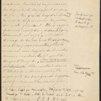 [folio 145 : foliotation de la main de bibliothécaire]