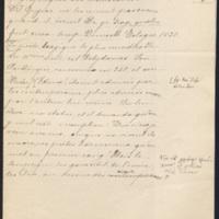 [folio 141 : foliotation de la main de bibliothécaire]