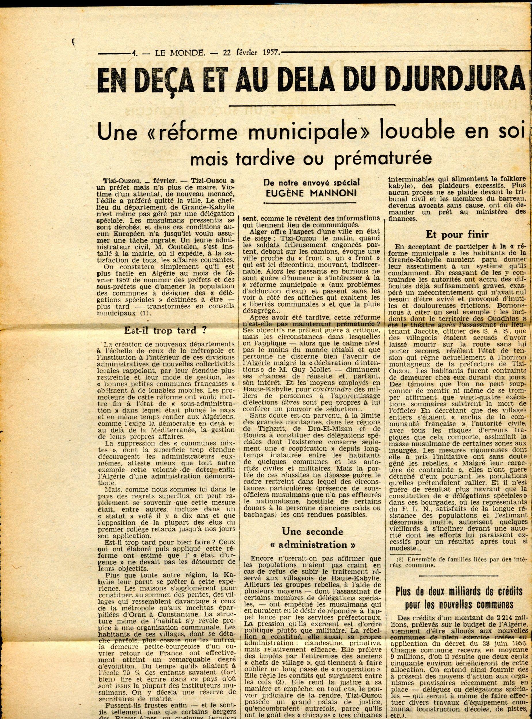 REC_MAN_JOUR10_journal le monde du 22 fev 1957.jpg