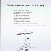 Vieille chanson pour la valihy