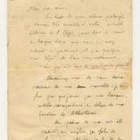 Lettre de R-E Hart 16-06-1927