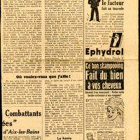 article de presse enquête sur la condition des travailleurs algériens en France du journal le franc tireur en date du 14 Avril  entre 1952 et 1954 (2).jpg