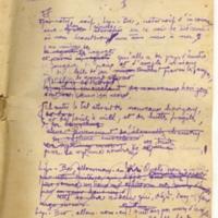 Poèmes 1924-1927 [Ms4]