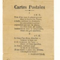 Chants d'Iarive, Pose et fumeuse[Éd.]
