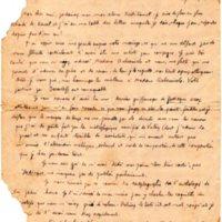 Lettre de R-E Hart 27-10-1926