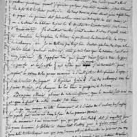 76. Monge à Catherine Huart (1748-1847), sa femme<br />