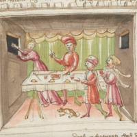 Le cœur mangé_La femme de Guiglielmo se jette par la fenêtre_Ludovico Ceffini.png